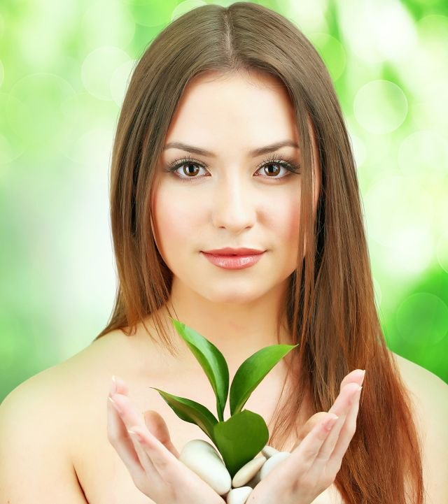 About natural cosmetics